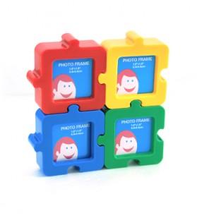 Little Puzzle Photo Frame Set