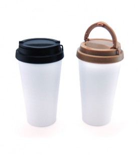 BPA Free Double Wall Plastic Tumbler